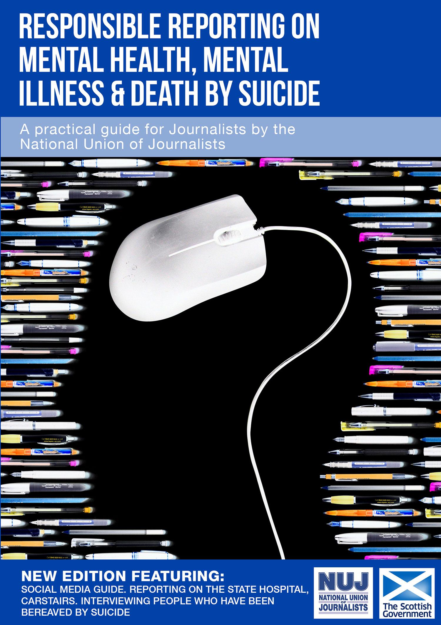 NUJ Mental Health Booklet