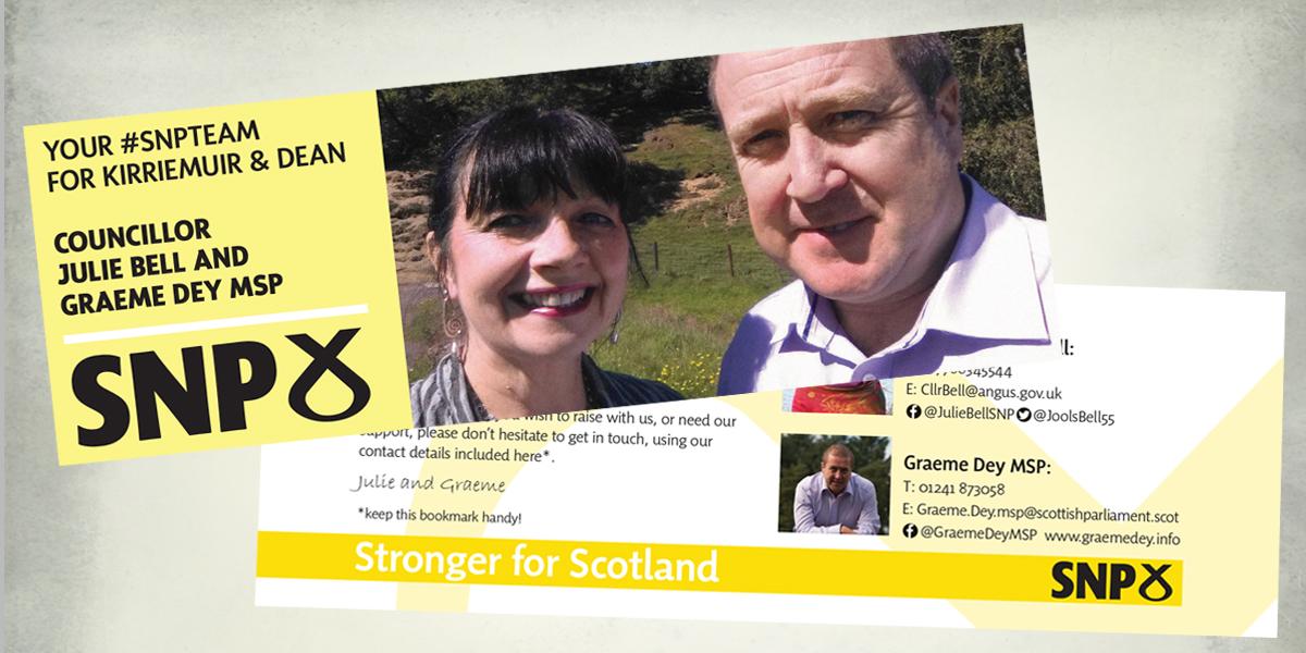 SNP third A4 Leaflet