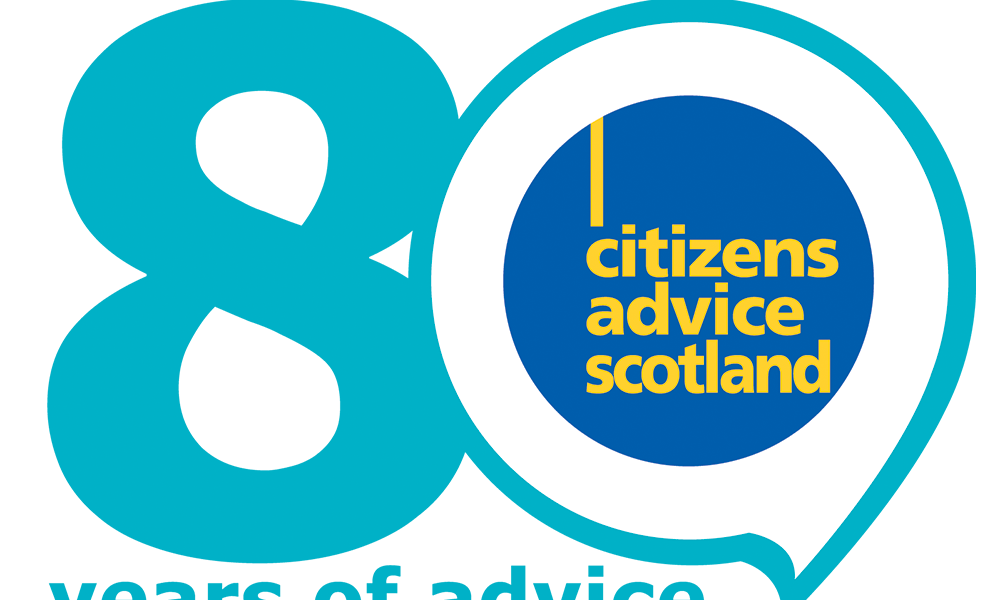 Citizens Advice Scotland logo design
